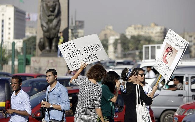 Rising from ashes of Arab Spring, women lead a first Muslim