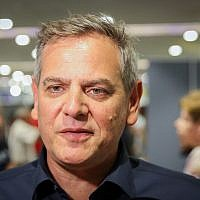 Democratic Camp leader Nitzan Horowitz.(Flash90)
