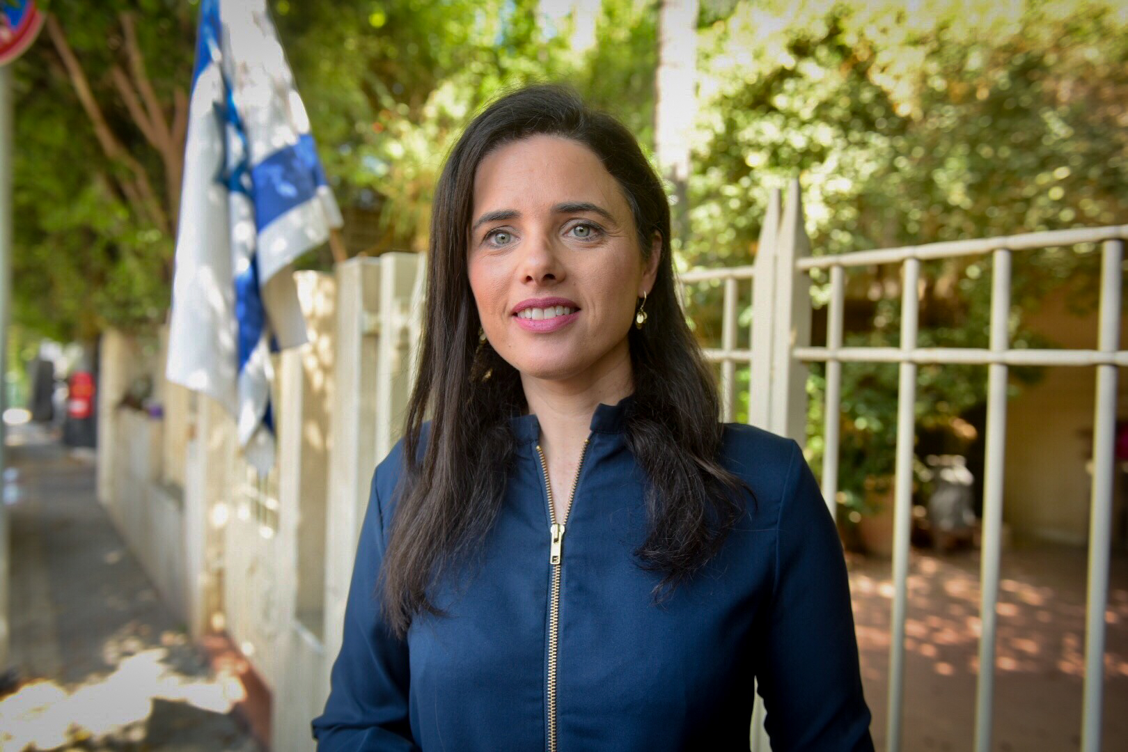 Pleading for right-wing unity, Shaked backs off key demand in merger