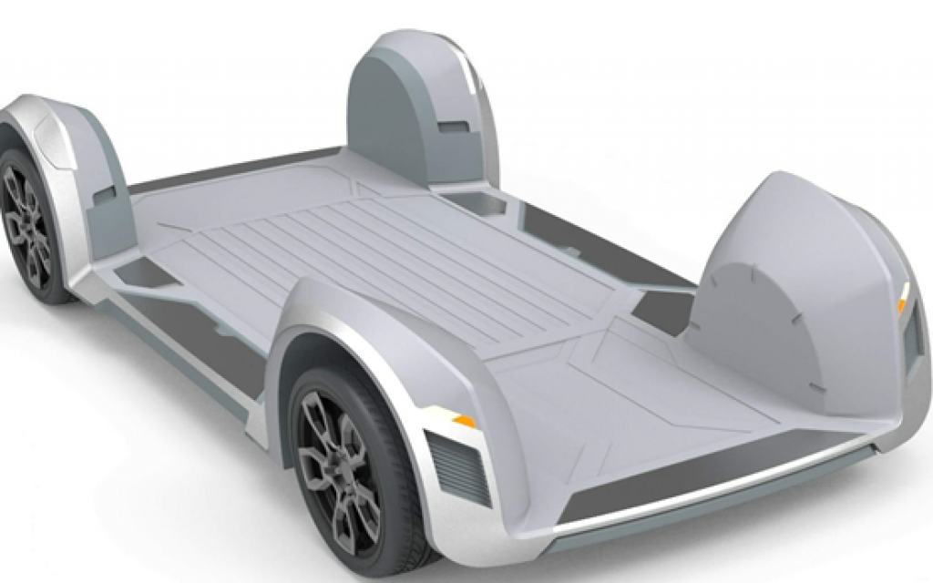 Israeli startup reinvents the wheel by using it to contain key car components
