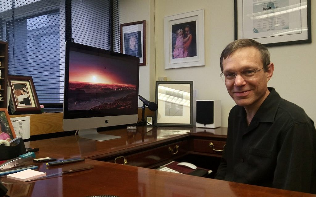 Israeli Harvard astronomer has an inalienable gravitation to interstellar study