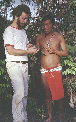 Ethnobotanist says life mission to save indigenous culture