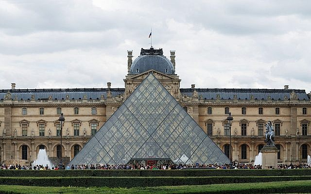 Louvre museum removes Sackler name amid opioid controversy