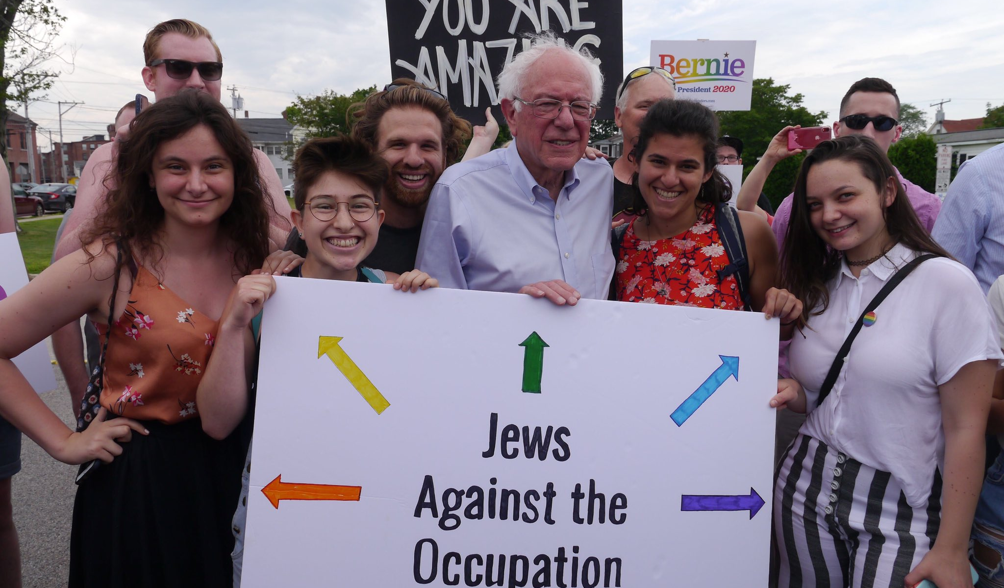 IfNotNow trying to make the occupation a major Democratic issue | The Times of Israel