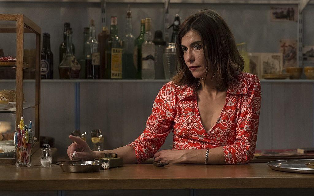 Lubna Azabal in 'Tel Aviv on Fire.' (Courtesy Cohen Media Group)