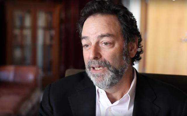 US political strategist Joel Benenson in 2013. (Screenshot: YouTube)
