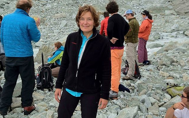 American 59-year-old molecular biologist Suzanne Eaton in an undated photo provided by her family. (AP Photo)