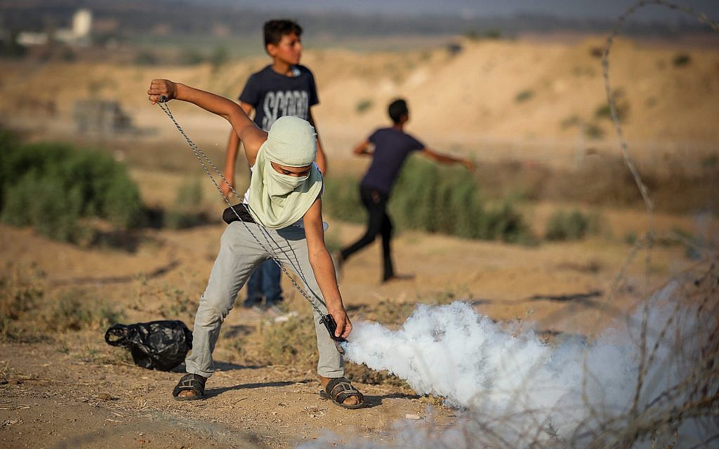 Now all the youth of Gaza are on fire: 7 things to know for August 19