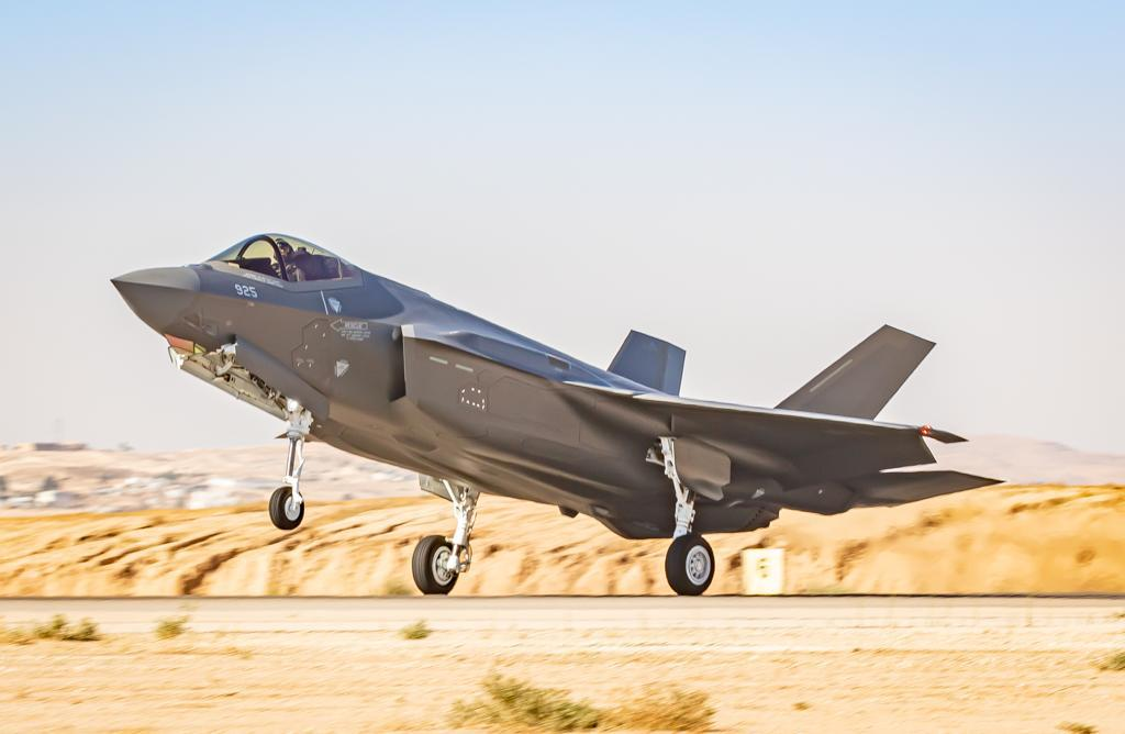 Two more F-35 fighter jets land in Israel, bringing IAF's declared