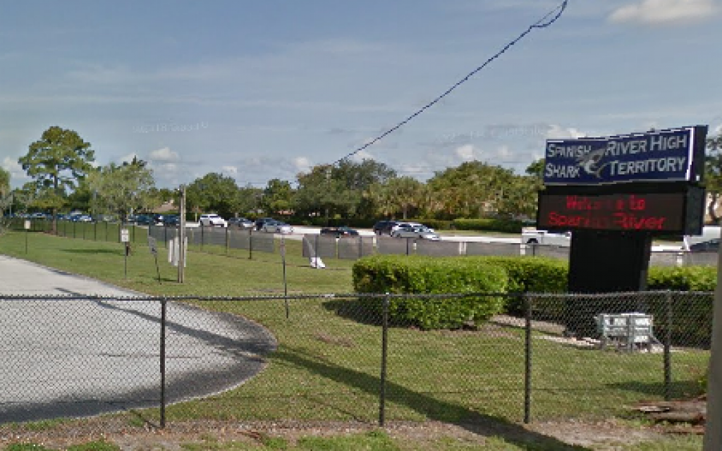 Florida school principal removed for stating he couldn't say Holocaust happened