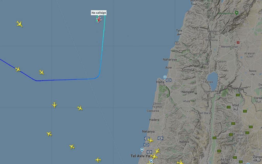 Israel Airport On High Alert After Plane Makes Emergency Landing