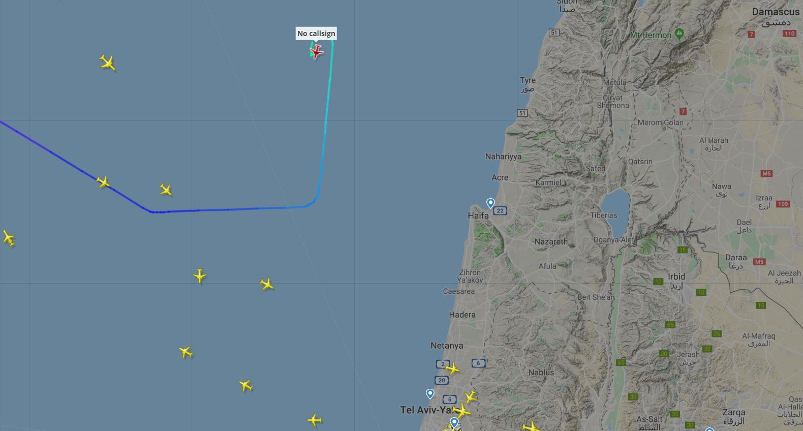 Israel Airport On High Alert After Plane Makes Emergency Landing