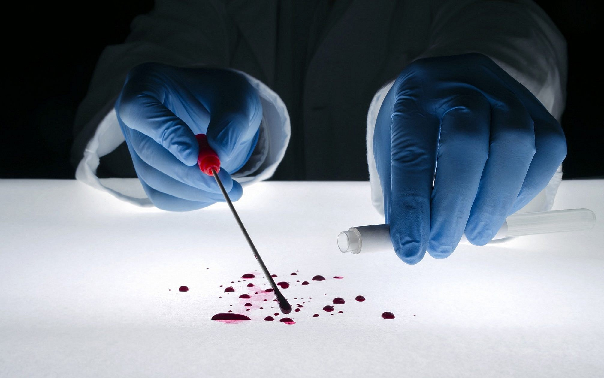 Csi Beersheba Israeli Team Develops Tool To Help Detect Blood At Crime Scenes The Times Of Israel