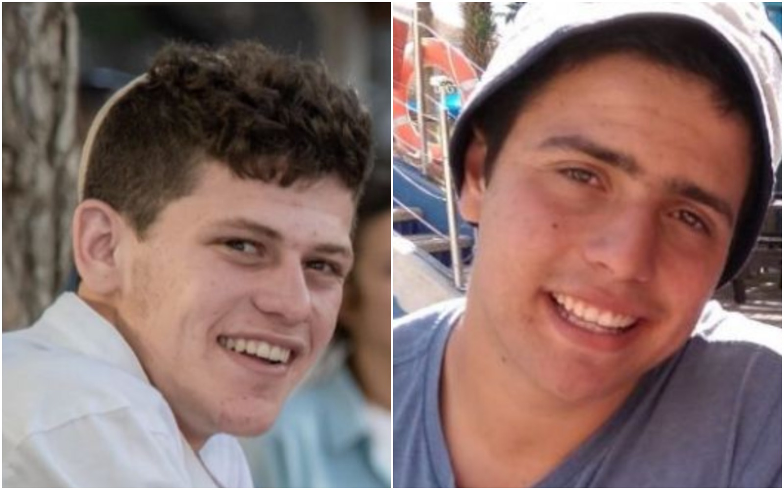 Two killed in West Bank car accident days before celebrating 18th
