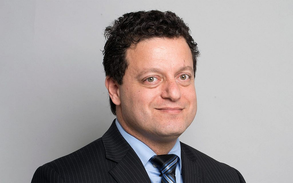 Chairman of the board of directors of Bank Leumi, Samer Haj Yehia (courtesy)