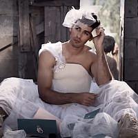 A scene from a Mashrou' Leila music video. (YouTube screenshot)