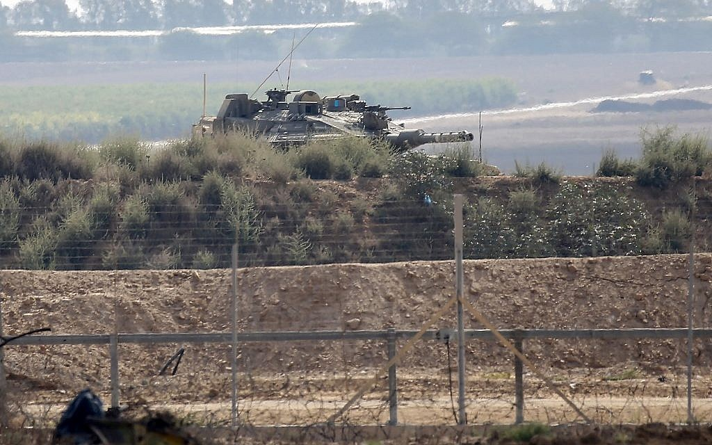 IDF on high alert ahead of Gaza protests, preparing for possible escalation