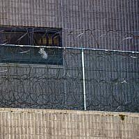 The Metropolitan Correctional Center where financier Jeffrey Epstein was being held, on August 10, 2019, in New York. (Don Emmert / AFP)