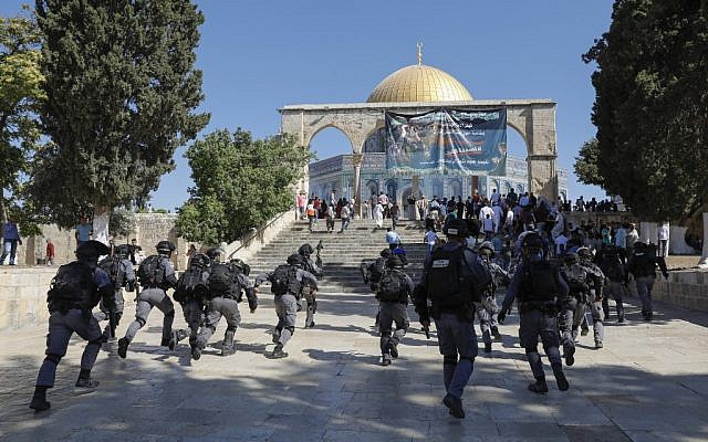 Saudi Arabia, Qatar condemn Israel over Temple Mount clashes | The