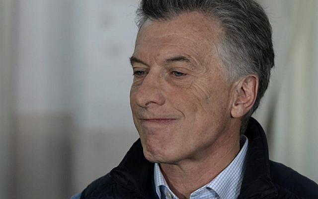 Center-left nominee, running with ex-president Kirchner, wins