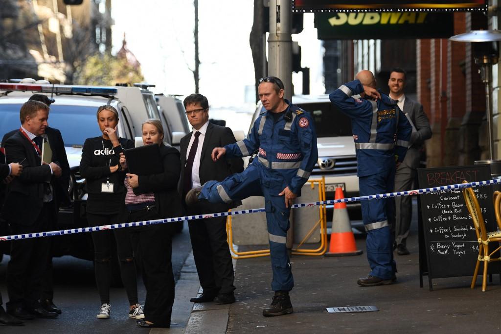 Sydney stabbing suspect taken into custody following horror attack
