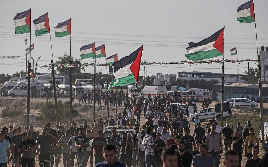 Butter for the West Bank and guns for Gaza: 8 things to know for August 23