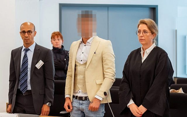 Syrian sentenced for deadly German knifing that sparked far