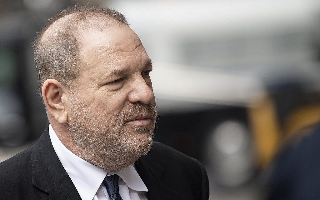 Harvey Weinstein pleads not guilty to new sex assault charges