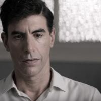 Sacha Baron Cohen as Israeli spy Eli Cohen in 'The Spy' (YouTube screenshot)