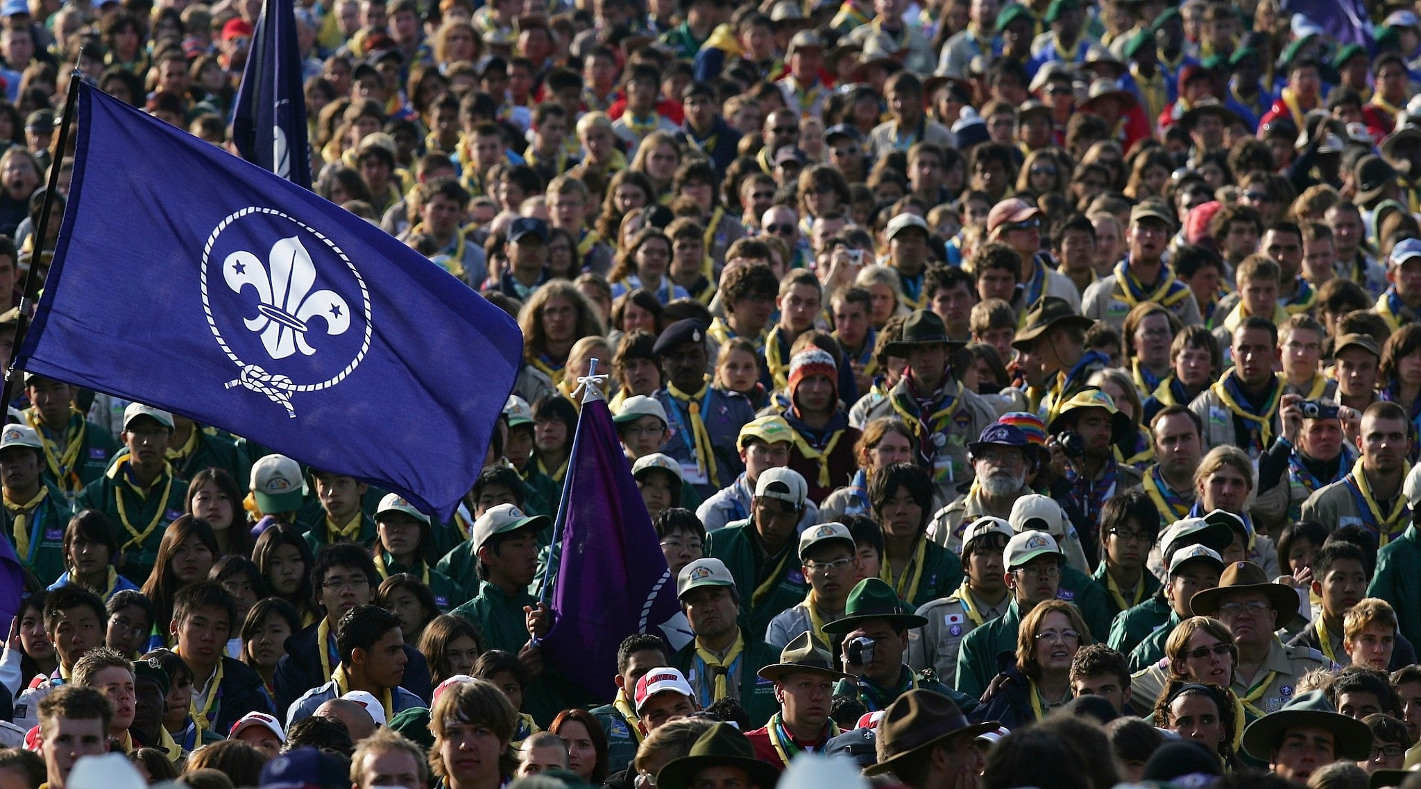 Reform Rabbi Is In Charge Of 10 Religions At This Year S World Scouting Jamboree The Times Of Israel