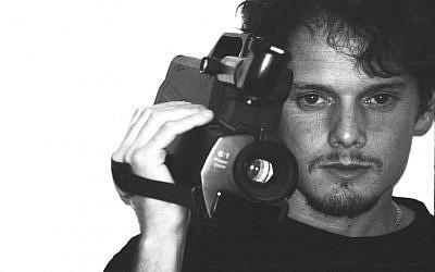 Yelchin was also an avid photographer and avant-garde filmmaker. (Lurker Films/via JTA)