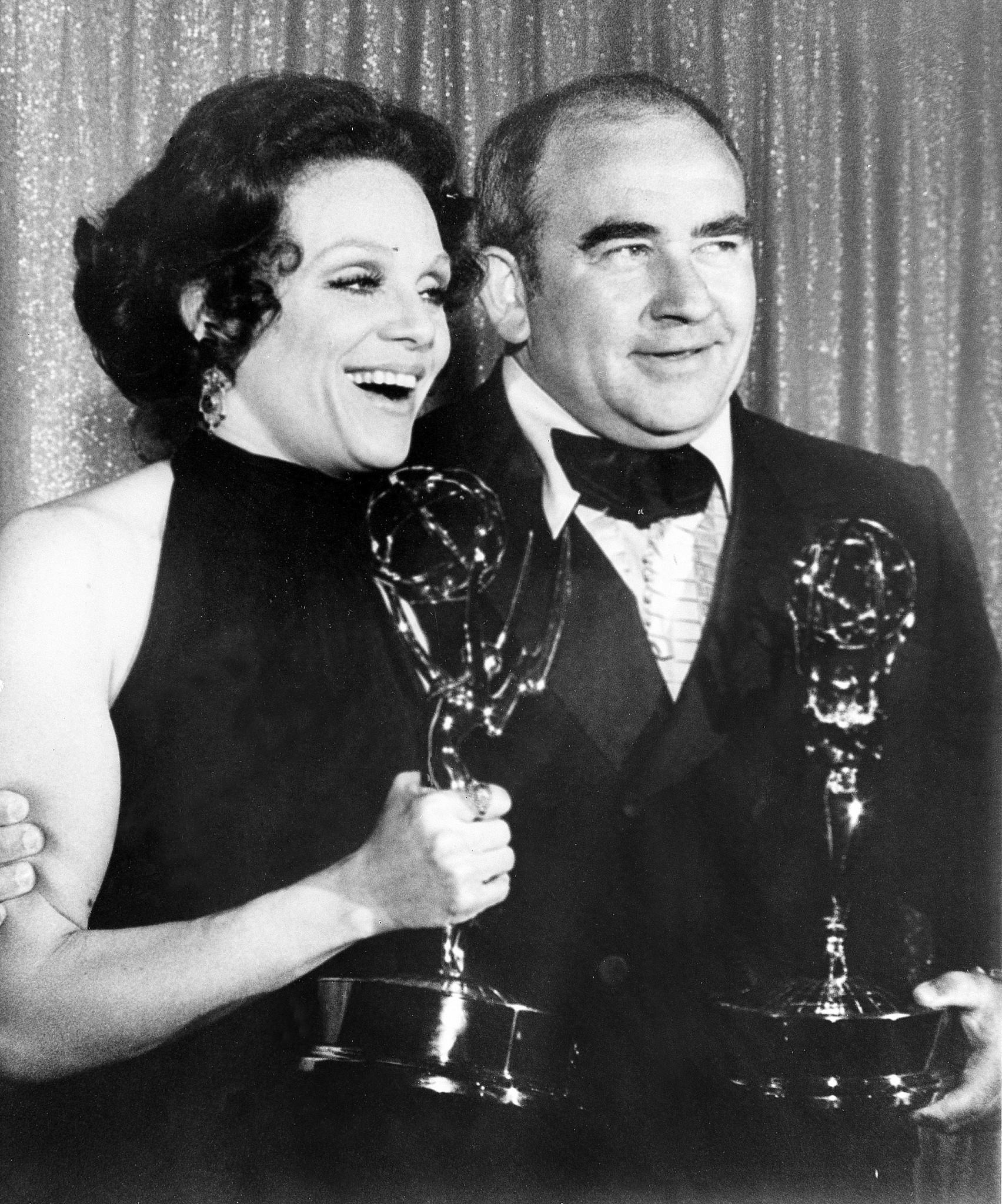 Valerie Harper, who played lovable, sassy 'Jewish' sitcom