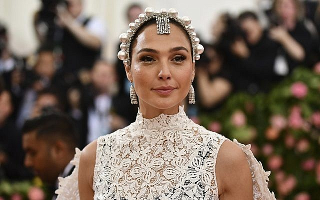In this May 6, 2019 file photo, Gal Gadot attends The Metropolitan Museum of Art's Costume Institute benefit gala celebrating the opening of the 'Camp: Notes on Fashion' exhibition in New York (Charles Sykes/Invision/AP)