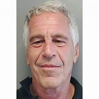 This July 25, 2013, file image provided by the Florida Department of Law Enforcement shows financier Jeffrey Epstein. (Florida Department of Law Enforcement via AP, File)