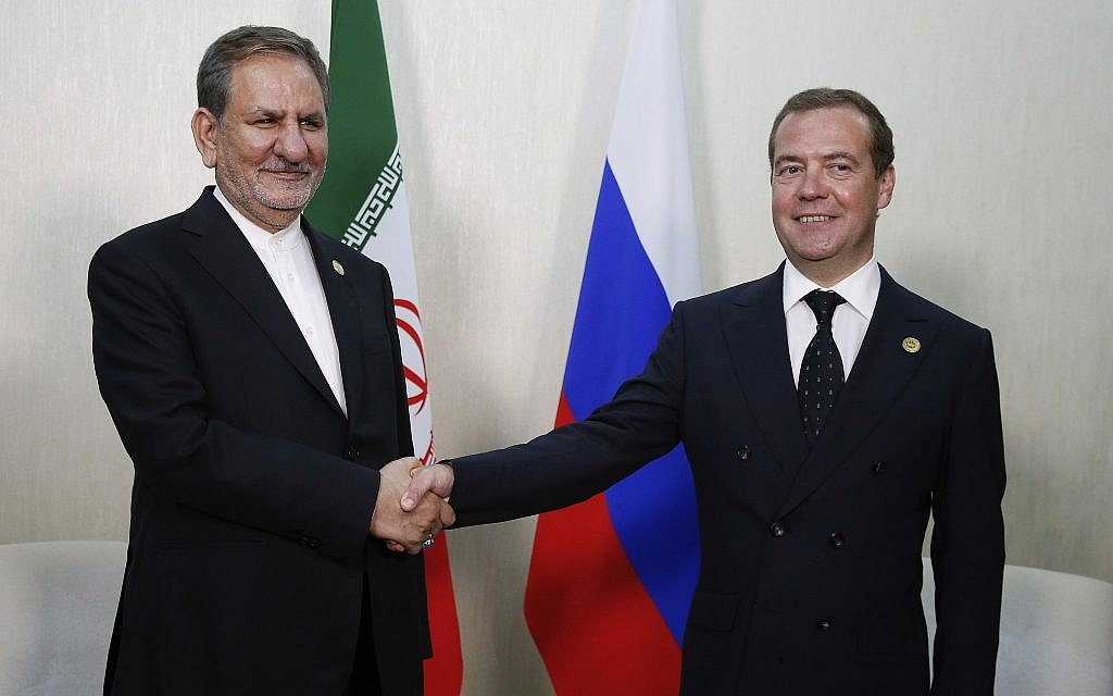 Russia, Iran, others debate how to split Caspian oil riches