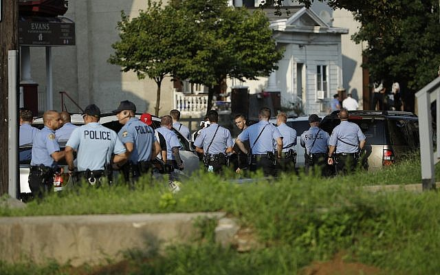 Suspect identified in Philadelphia standoff that wounded 6 officers