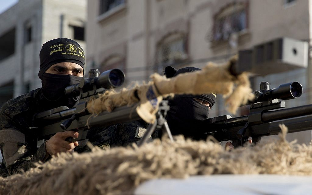 IDF general warns Gazans: Islamic Jihad trying to ignite another war with Israel