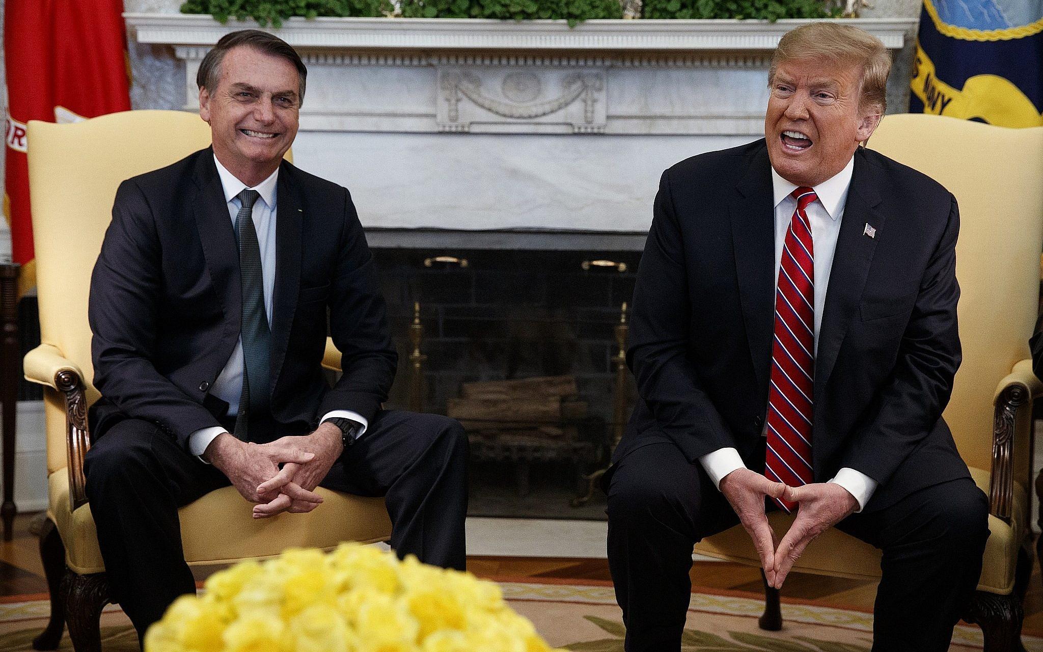 Bolsonaro says Brazil may withdraw from WHO