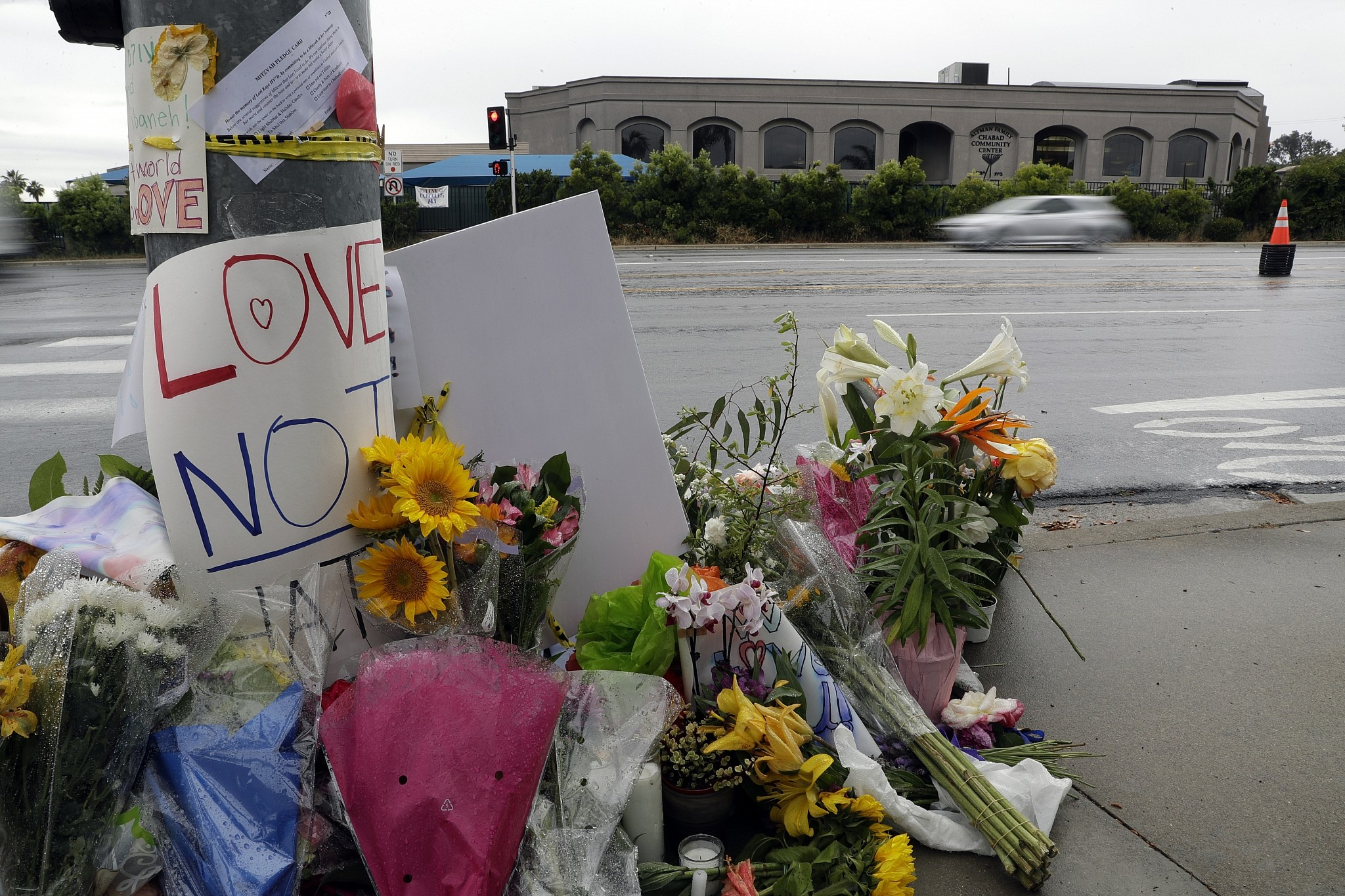 Poway synagogue killer was inspired by New Zealand attack, court
