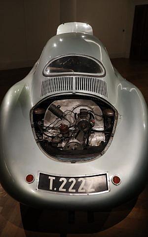 Auction fiasco stalls sale of Nazi Porsche | The Times of Israel