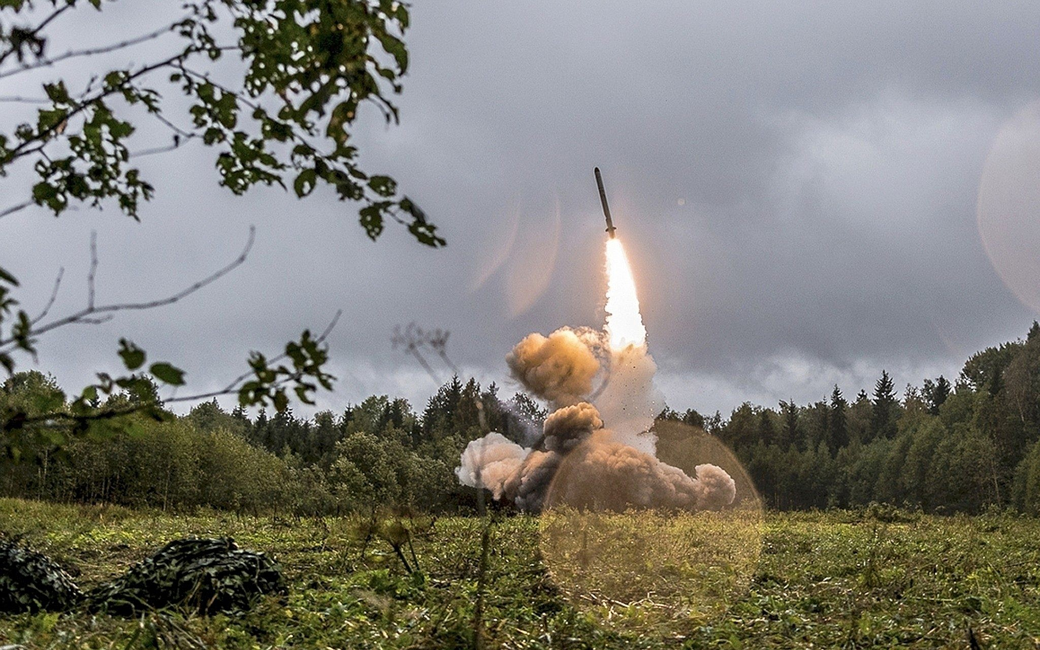 Explosion fuels speculation Russia is testing a nuclear