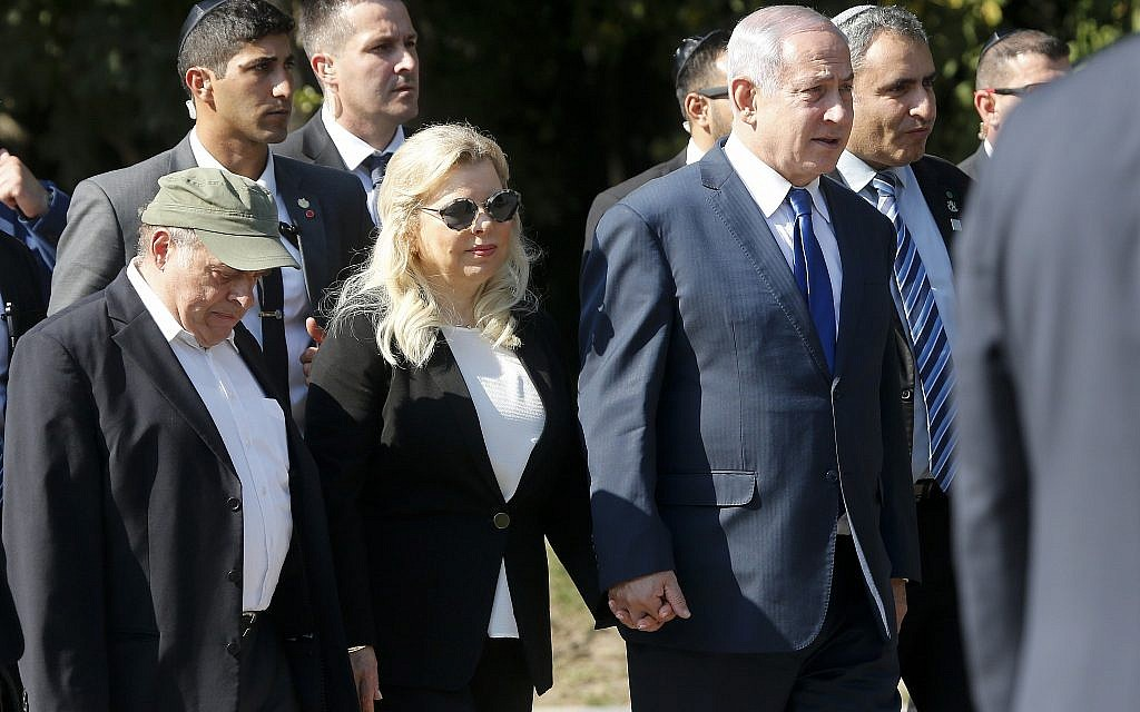 Netanyahu pushes back on critics after wife's bread brouhaha