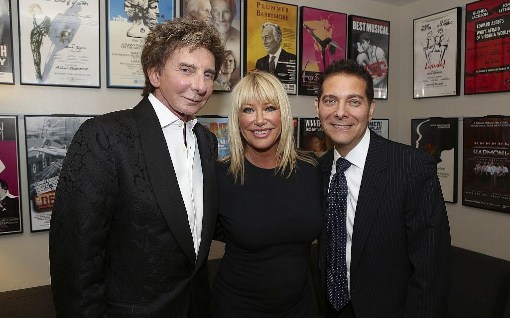 Barry Manilow musical 'Harmony' to debut at NY Jewish museum