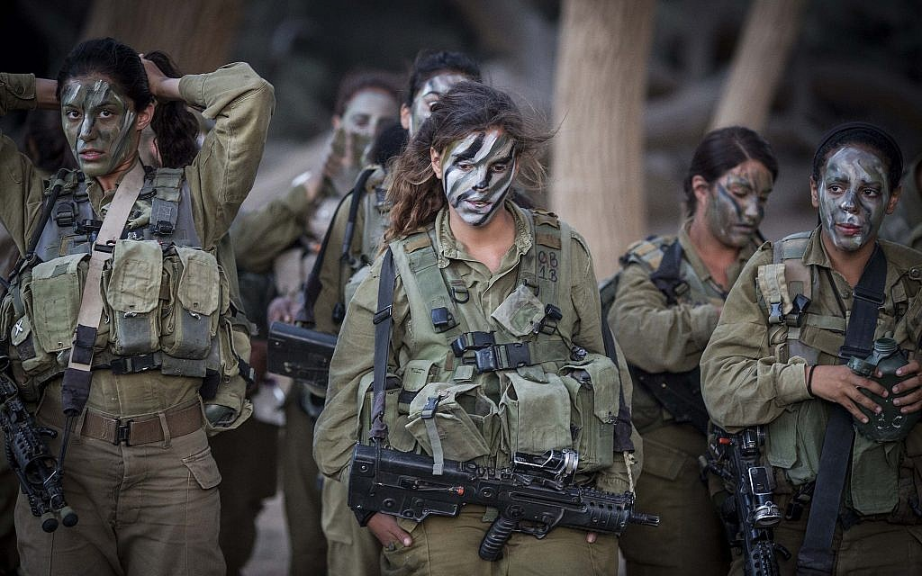 Netanyahu defends female troops after Smotrich blasts mixed-gender units
