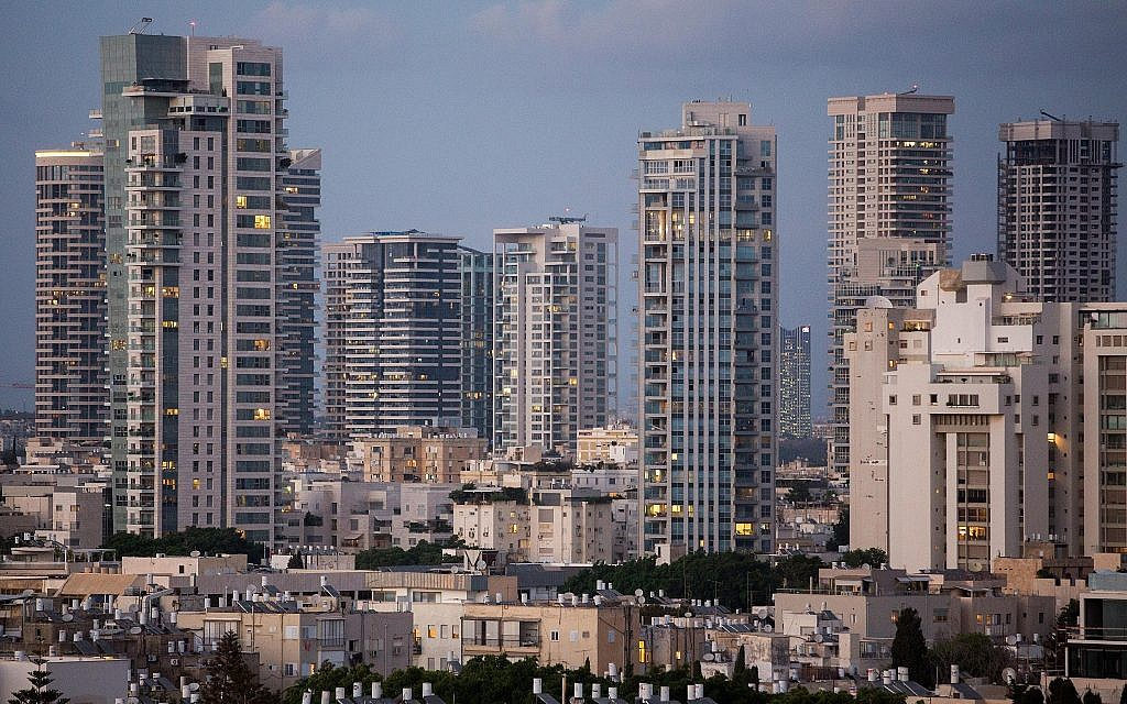 Tel Aviv climbs cost of living index to become world's 20th most expensive city