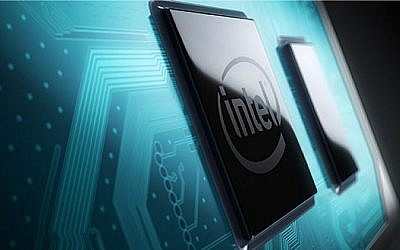 The Intel 10th generation chip (Courtesy)
