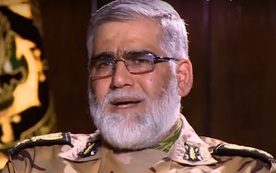 Ahmadreza Pourdastan (Screen capture: YouTube)