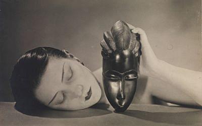 Man Ray, Noire et blanche (Black and white), 1926 © Man Ray 2015 Trust / ADAGP, Paris 2019