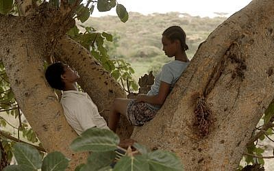 A still from the film 'The Fig Tree' by Ethiopian-Israeli filmmaker Aalam-Warqe Davidian. (Courtesy Menemsha Films)