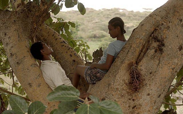 Ethiopian-Israeli filmmaker shines the camera on life her